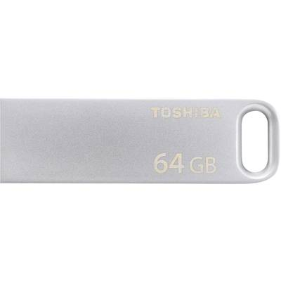 Toshiba TransMemory™ U363 USB stick 64 GB Silver THN-U363S0640E4 USB 3.0
