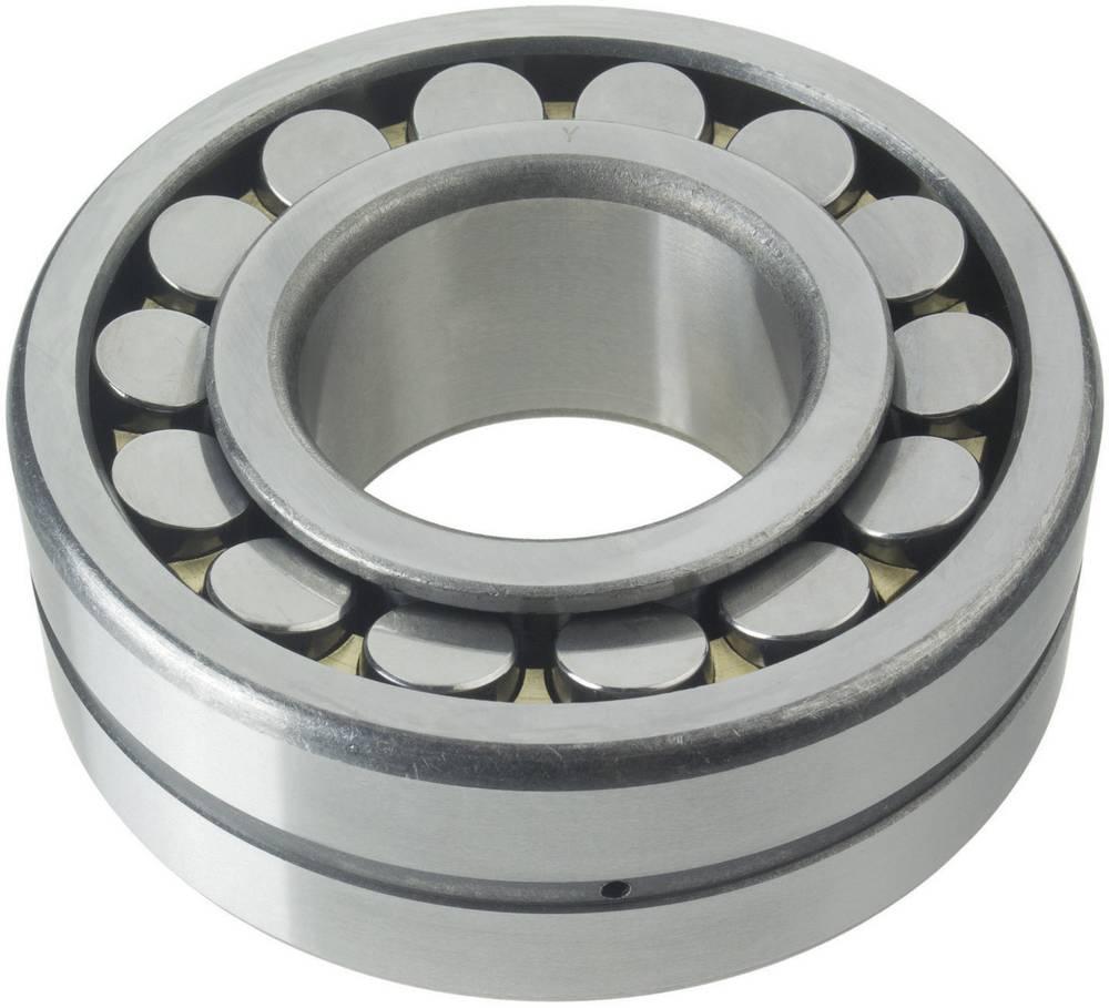 Radialni prilagodljivi valjčni ležaj FAG 24122-E1 premer vrtine 110 mm zunanji premer 180 mm št. vrtljajev (maks.) 2800 U/min
