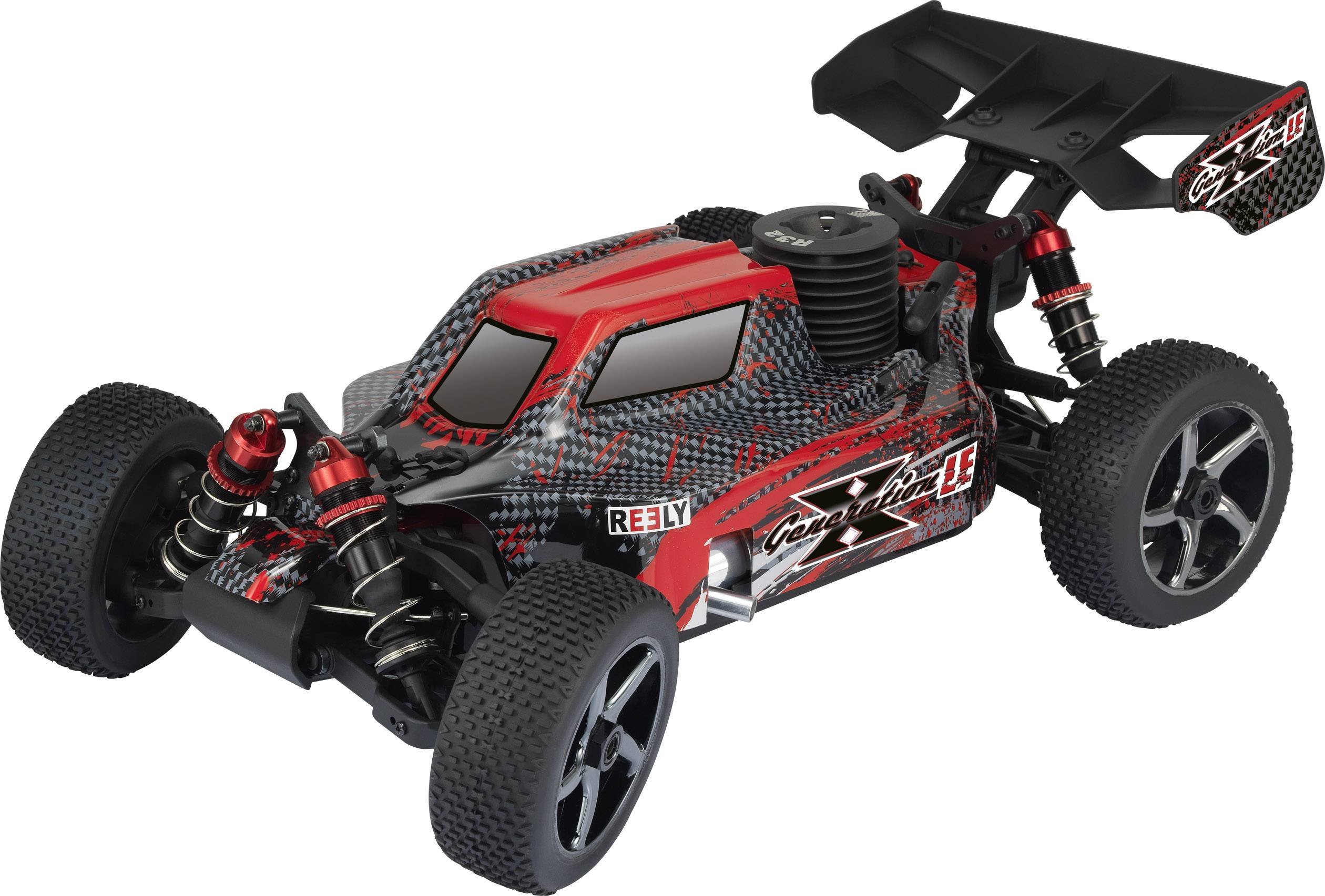 reely generation x limitited edition 1 8 rc model car nitro buggy 4wd rtr 2 4 ghz limited. Black Bedroom Furniture Sets. Home Design Ideas