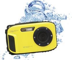 Image of Digital camera Easypix W1627 Yellow 16 MPix Yellow Underwater camera, Shockproof, Dustproof