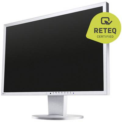 EIZO Flexscan EV2436W LED 61 cm (24 inch) 1920 x 1200 p 16:10 6 ms VGA, DVI, DisplayPort, USB 2.0, Audio stereo (3.5 mm jack)