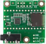 Audio/Micro SD board for Teensy 3.x