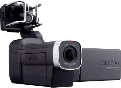 Portable audio recorder Zoom Q8 Black