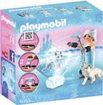 Playmobil Princess Winter Bloom