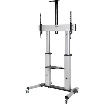 SpeaKa Professional PREM-LINE XXL TV trolley 152,4 cm (60) – 254,0 cm (100) Tiltable