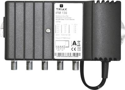 Triax GNS 30 Cable TV amplifier 30 dB