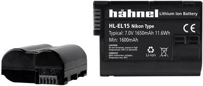 Image of Camera battery Haehnel replaces original battery EN-EL15 7 V