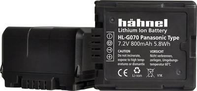 Image of Camera battery Haehnel replaces original battery VW-VBG070, VW-VBG130, VW-VBG260, DMW-BLA