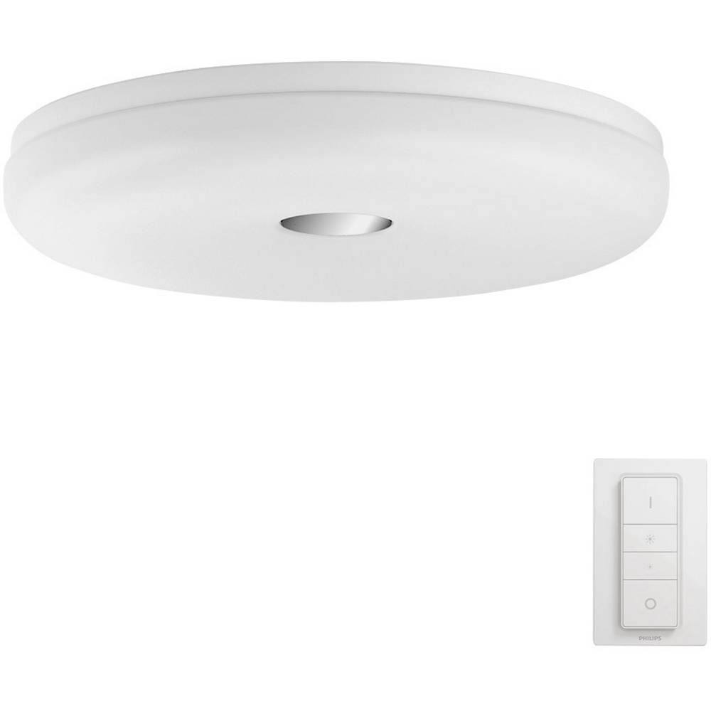 Philips Lighting Hue LED bathroom ceiling light Struana Built-in ...