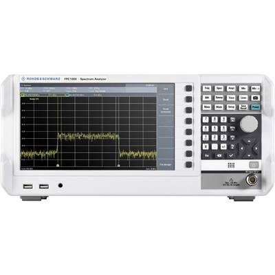 Rohde & Schwarz FPC-P1Spectrum Analyser, Frequency Fange ,