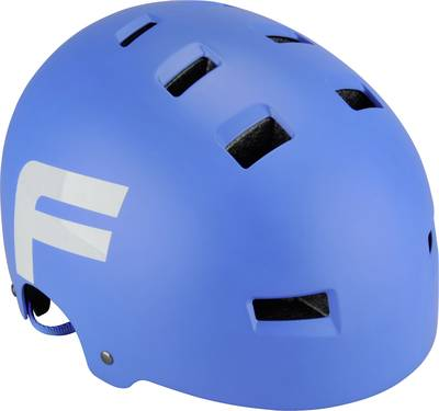 Mountain bike helmet Fischer Fahrrad BMX Wing S/M Blue Clothes s