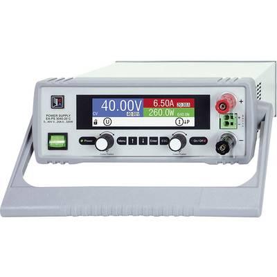 EA Elektro-Automatik EA-PS 3200-02 C Bench PSU (adjustable voltage) 0 - 200 V DC 0 - 2 A 160 W Autoranger, OVP, remote controlled, programmable No. of outputs