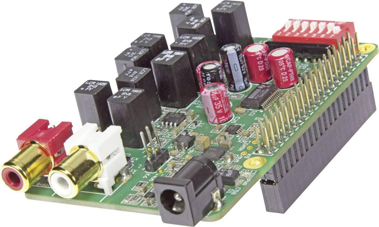 High-end network audio DAC for Raspberry Pi   Conrad com