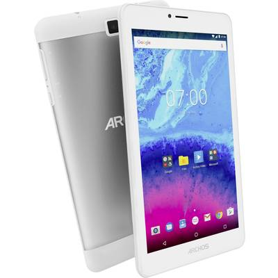 "Archos Core 70 3G Android 17.7 cm (6.95 "") 16 GB Wi-Fi, UMTS/3G Silver (metallic) 1.3 GHz Quad Core Android™ 7.0 Nougat"