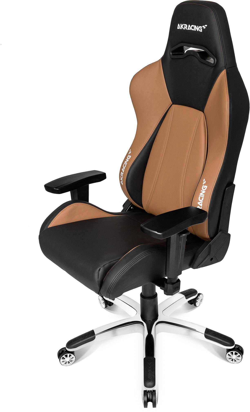 Color Negro//Marr/ón Silla Gaming AK-7001-BB AKRacing Premium V2