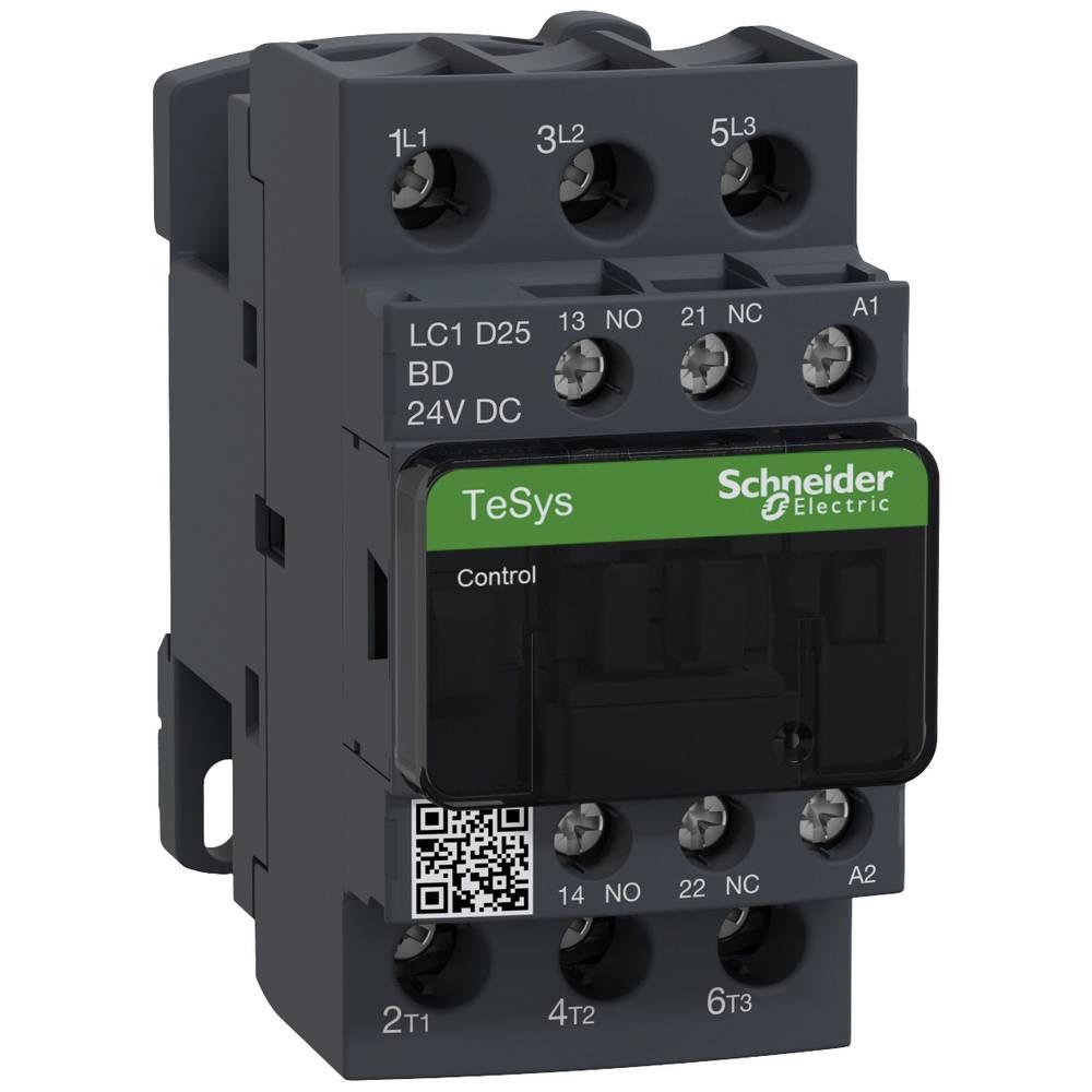 Schneider Electric Lc1 D25bd Contactor 1 Pcs Maker Breaker Relay Pdf