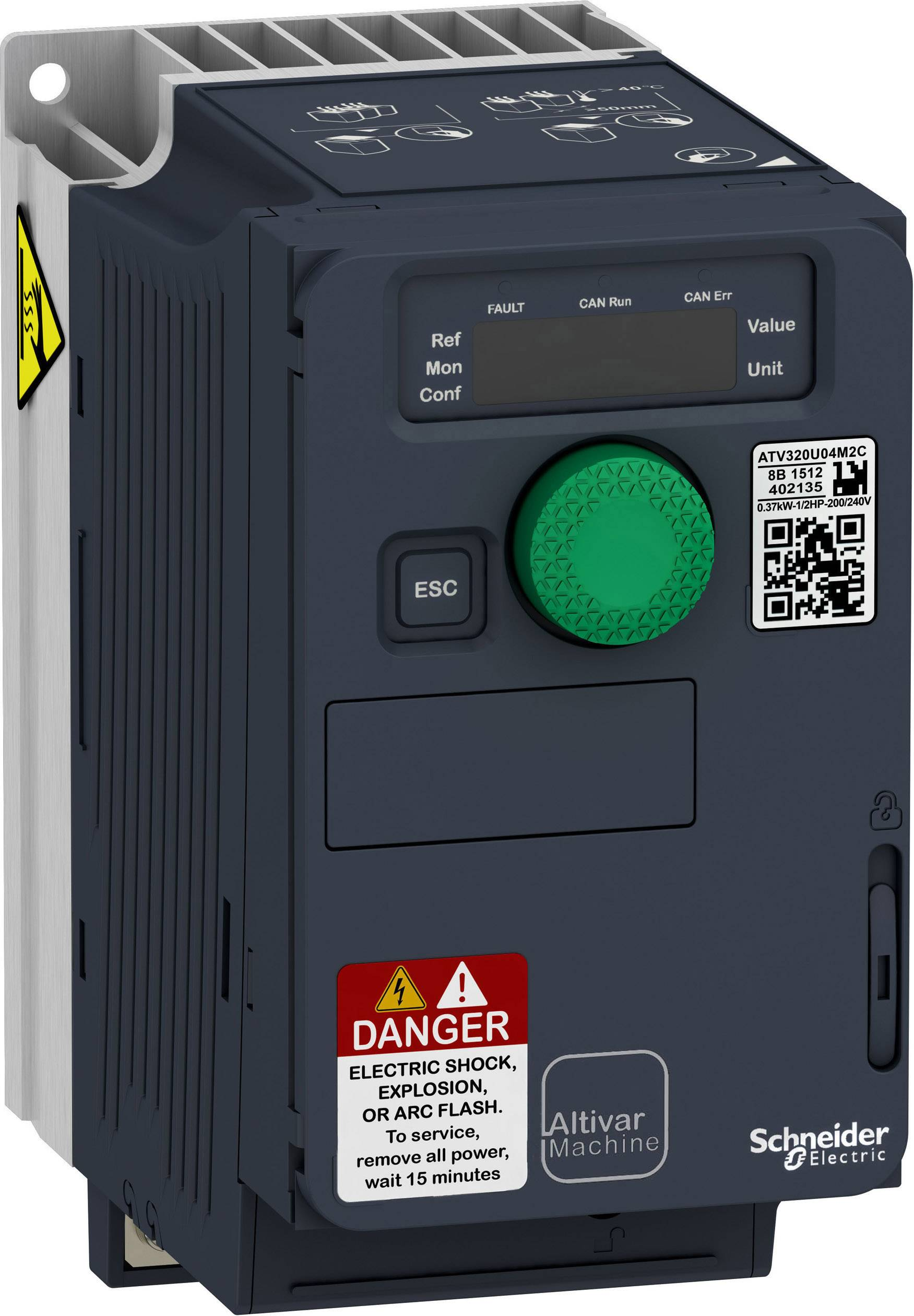 Schneider Electric Frequency inverter ATV320U06M2C 1-phase | Conrad com