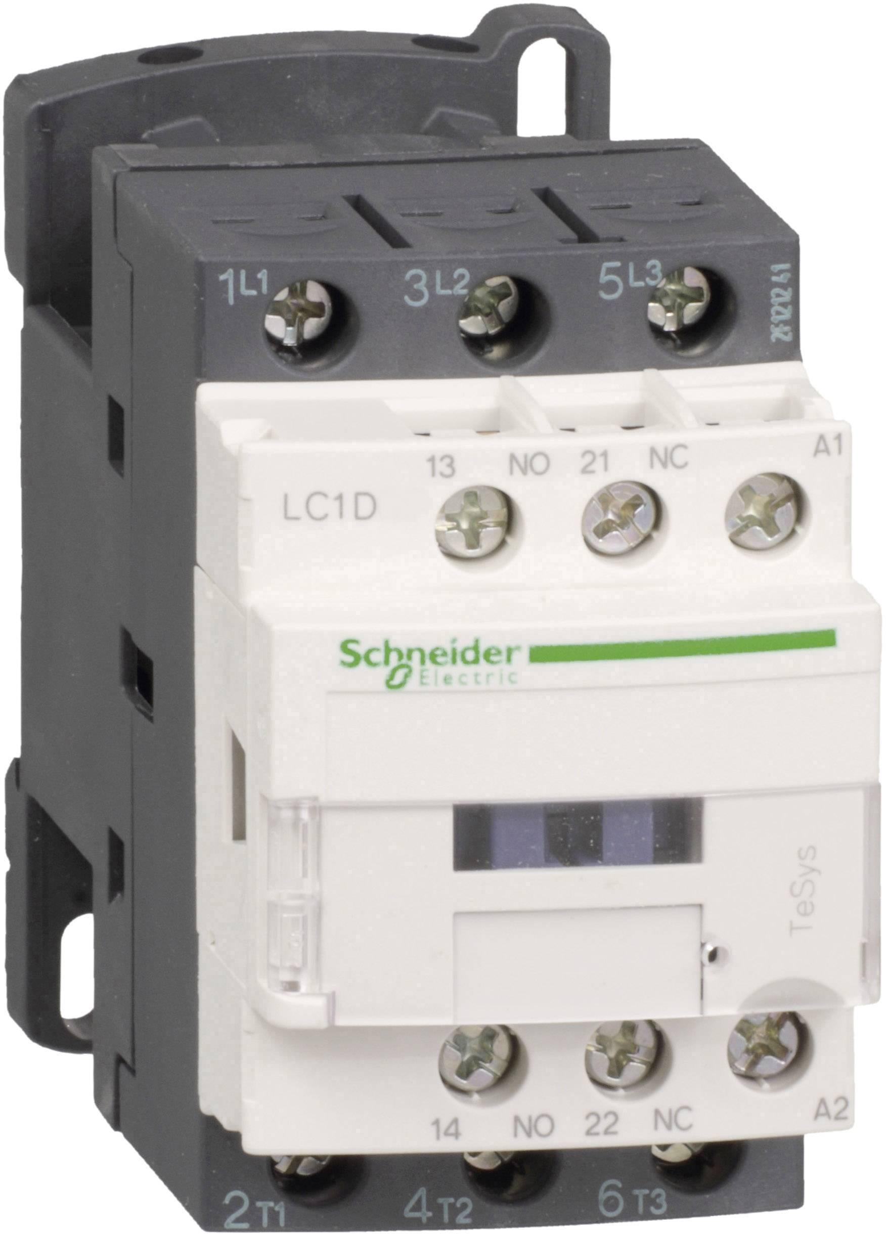 Schneider Electric LC1 D09 BD Contactor 1 pc(s) 1 maker, 1