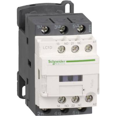 Schneider Electric LC1 D 18BD Contactor 1 pc(s) 1 maker, 1 breaker