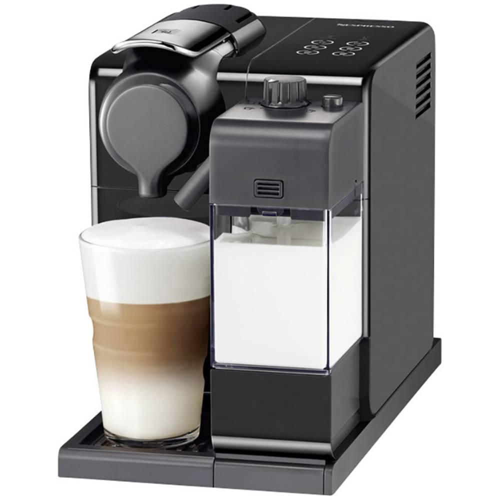 DeLonghi Lattissima Touch EN 560.B 0132193289 Capsule coffee machine Black incl. milk jug, One Touch, incl. capsules