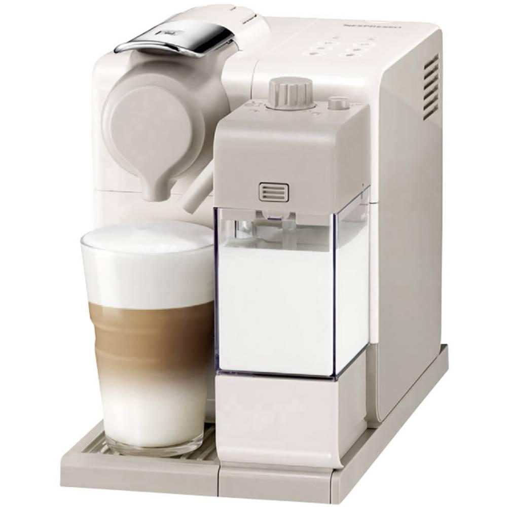 DeLonghi Lattissima Touch EN 560.W 0132193290 Capsule coffee machine White One Touch, incl. milk jug, incl. capsules