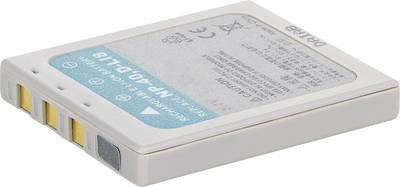 Image of Camera battery Doerr Foto replaces original battery NP-40, D-L18, SLB-0737, SLB-0837