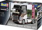 Model Kit Mercedes-Benz Actros MP4