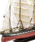 Model Kit Russian Barque KRUZENSHTERN