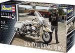 Model kit US touring bike