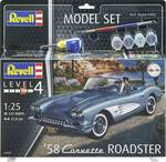 Model Kit '58 Corvette Roadster