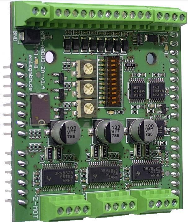 Stepper motor controller Emis SMC-Arduino 2 2 A | Conrad com