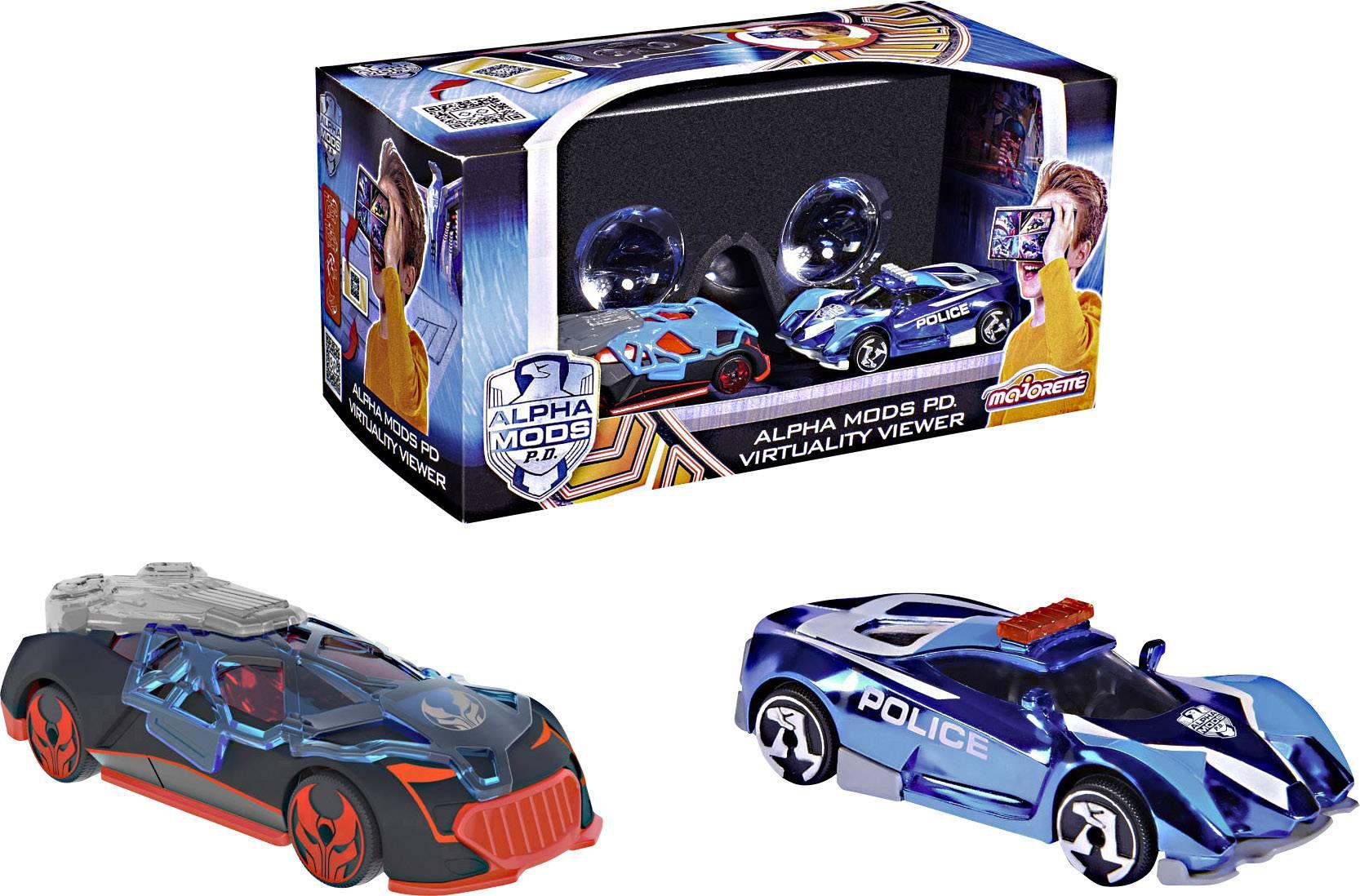 Dickie Toys Alpha Mods Model car | Conrad com
