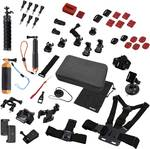 Action camera accessories set Sport XL for Rollei Action Cams and GoPro