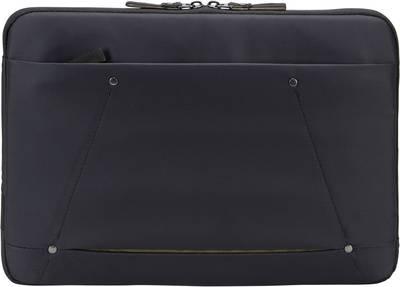 """Image of case LOGIC® Laptop bag Deco Suitable for max: 39,6 cm (15,6"""") Black"""