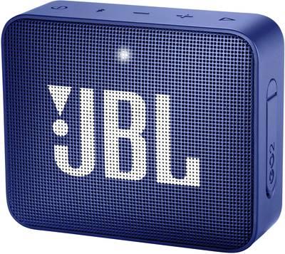 Image of JBL Go2 Bluetooth speaker Aux, Handsfree, Outdoor, Water-proof Blue