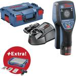 Charger D-TECT 120 incl. GSR 12 V-15 and 39-piece. Accessories set