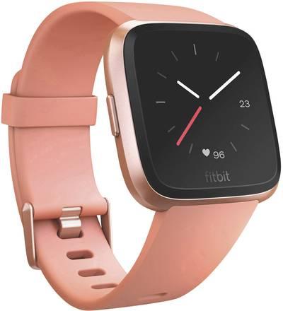 Compare prices for FitBit Versa Smartwatch Uni Peach