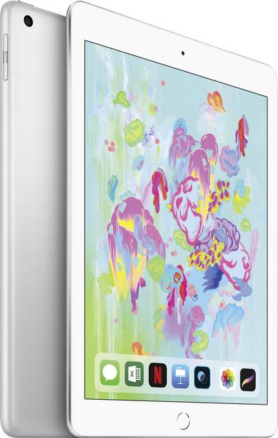 Apple iPad 9.7 (early 2018) WiFi 128 GB Silver cheapest retail price