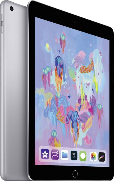 Apple iPad 9.7 early 2018 WiFi Cellular 32 GB Spaceship grey cheapest retail price