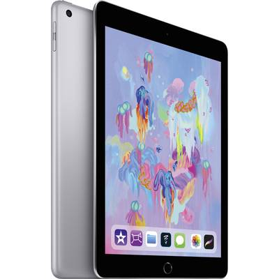 Compare prices with Phone Retailers Comaprison to buy a Apple iPad 9.7 (early 2018) WiFi + Cellular 128 GB Spaceship grey