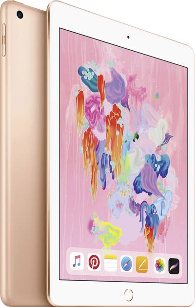 Buy Brand New Apple iPad 9.7 (early 2018) WiFi + Cellular 128 GB Gold