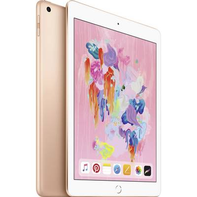 Compare prices with Phone Retailers Comaprison to buy a Apple iPad 9.7 (early 2018) WiFi + Cellular 128 GB Gold