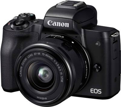 Image of System camera Canon EF-M 15-45 Kit incl. EF-M 15-45 mm IS STM C