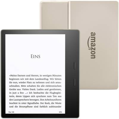 amazon All New Kindle Oasis eBook reader 17.8 cm (7