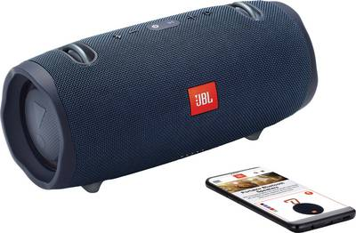 Image of JBL Xtreme 2 Bluetooth speaker Outdoor, Water-proof Blue