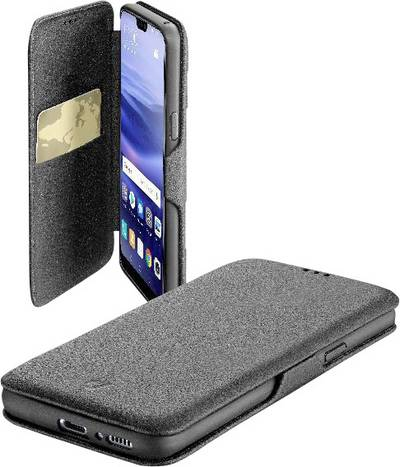 Search and compare best prices of Cellularline BOOK CLUTCH Booklet Compatible with (mobile phones): Huawei P20 Lite Black in UK