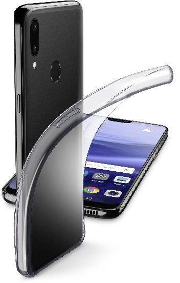 Cellularline Fine - iPhone XS Max Cover in gomma morbida ultra