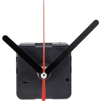 Image of Basetech BT-1680333 Quartz Sweeping movement Rotation direction=right Hand shaft length=6 mm