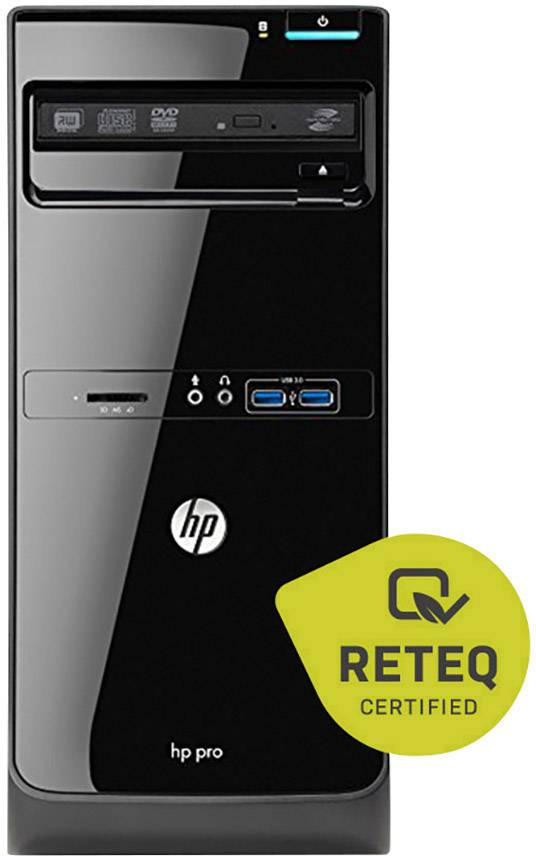 HP PRO 3405 Desktop PC (refurbished) AMD E2 E2-3200 4 GB 500 GB HDD