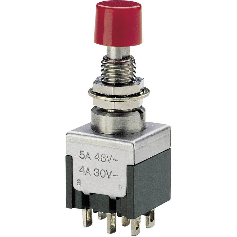 Marquardt 90520100 Pushbutton Switch 48 V Ac 5 A 1 X On Off Latch Cool Electronics Circuits Latching Push Button Pcs